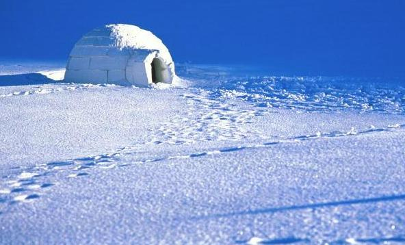 Igloo Pictures to pin on Pinterest